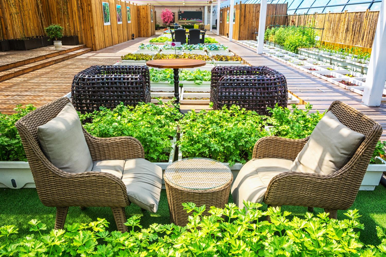 Sommerklar terrasse: Følg disse 4 tips